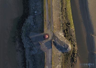 Burry Port Harbour Lighthouse
